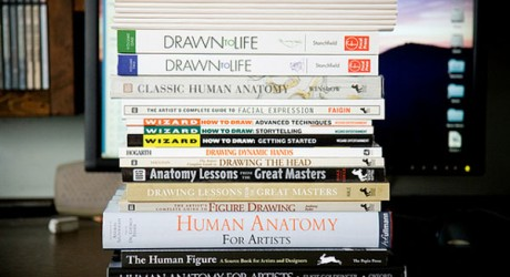 Some anatomy books