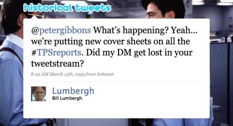 lumbergh tweet