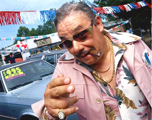 Recruiting: Things I've Learned From Used Car Salesmen - Fistful of Talent