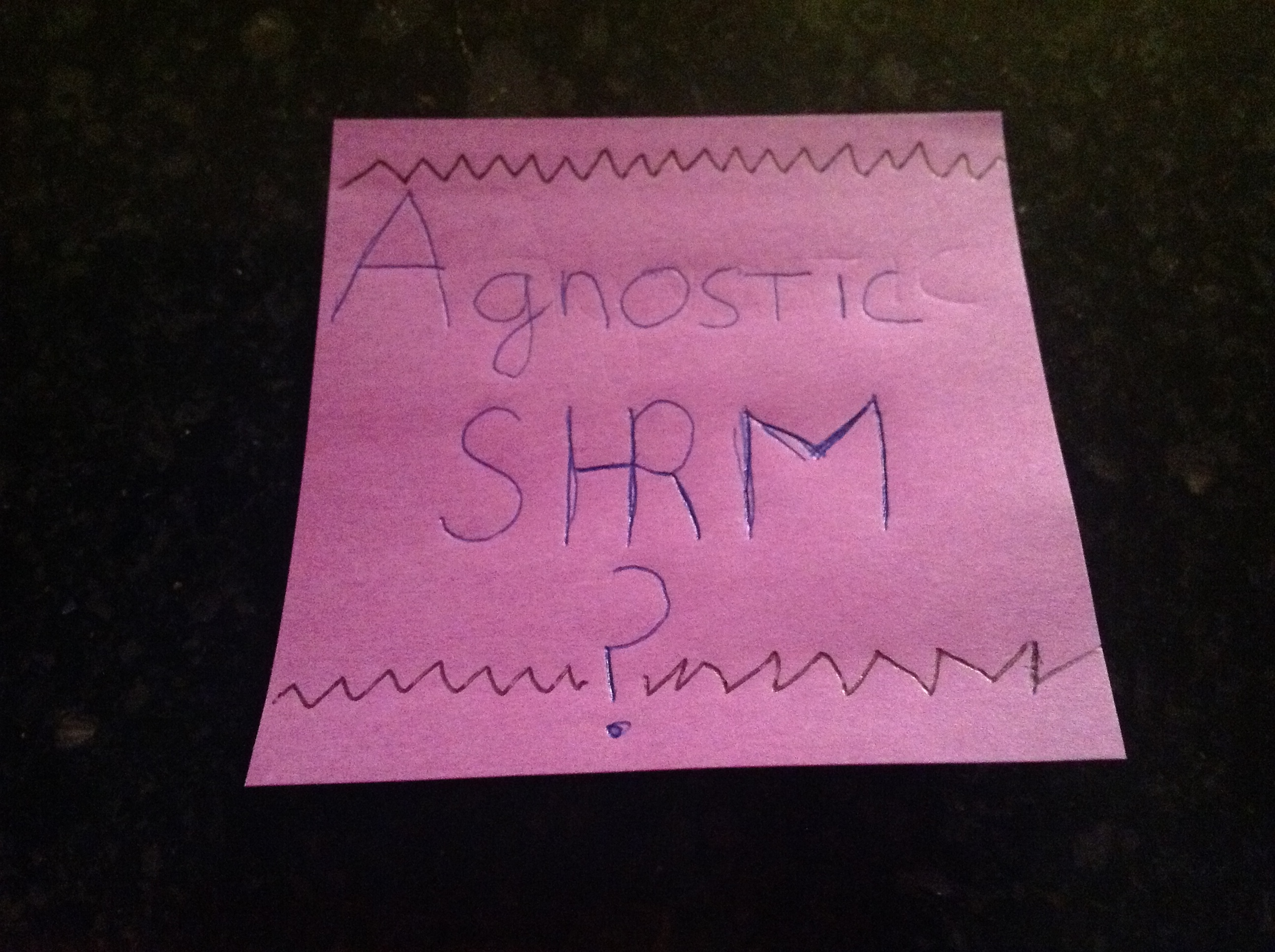 Agnosticism towards shrm fistful of talent 1betcityfo Images