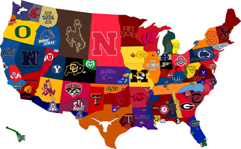 Break out the face paint and team colors – college football returns ...
