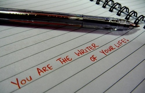 write your life