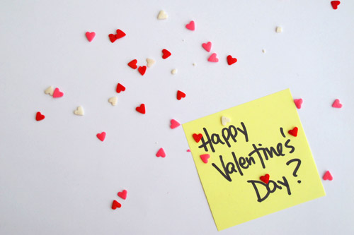 Happy Valentines Day Fistful Of Talent