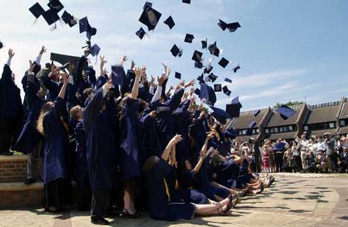 Graduating Human Resources