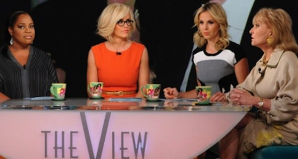 jenny on the view