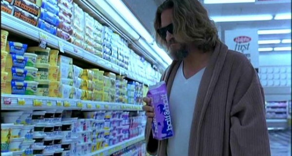 the big lebowski and fistful  of talent