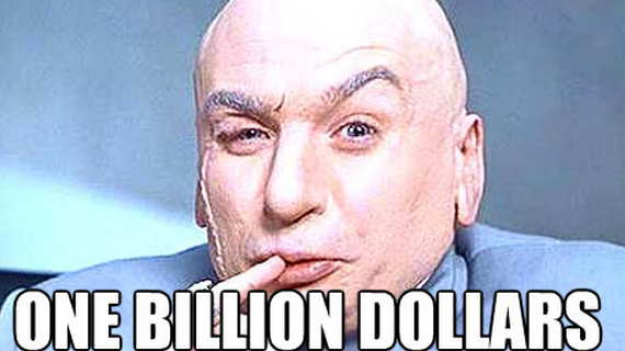 one billion