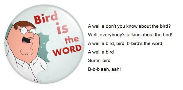 surfinbird