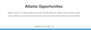 choose ATl job search