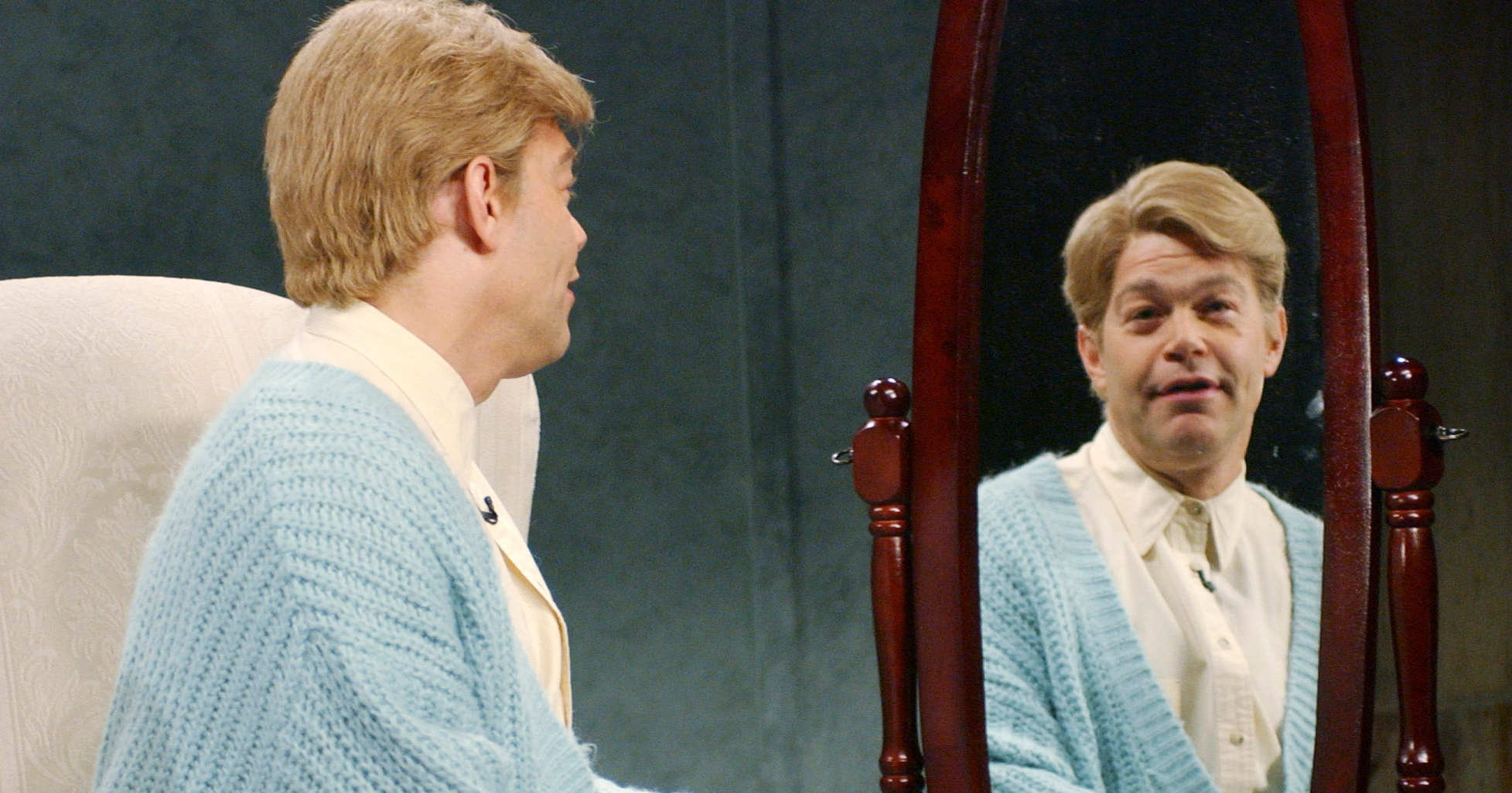 Stuart Smalley.