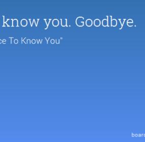 nice-to-know-you