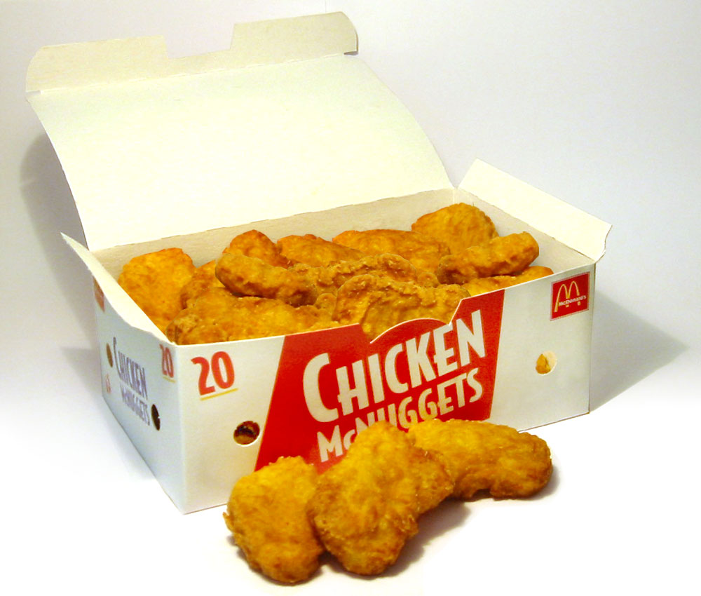 hiring managers chicken mcnuggets