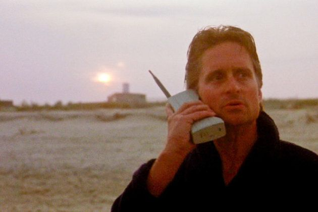 michael douglas phone